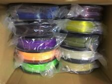 10 x Genuine MakerBot PLA 1.75mm filament, small spool - 3D Printer Filament