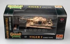 Tigre easymodel i early temprano 1943 el imperio rusia - 1:72 Trumpeter modelo nuevo