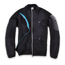 Nike Herren Sweater Jacke Sweat Tracktop Gr.S  Schwarz, 30728