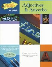 NEW - Adjectives & Adverbs (GP035) (Straight Forward English Series)