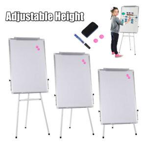 Magnetic Whiteboard 36 x 24 inch Dry Erase White Board W/Tripod Office School🌲