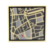 LEGO City Map 2x2  Harry Potter, Kingdoms, Ninja Turtles