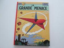 LEFRANC  BE/TBE LA GRANDE MENACE REEDITION