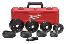 """Milwaukee 49-16-2695 Milwaukee Exact 2-1/2"""" To 4"""" Knockout Set"""