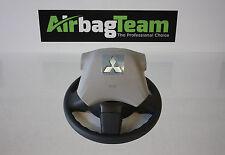 Mitsubishi Grandis 2004 - 2010 Driver Airbag Grey/Cream