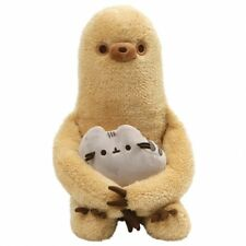 Sloth with Removable Pusheen Plush Toy