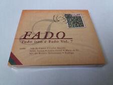 """CD """"FADO TUDO ISTO E FADO VOL 7"""" CD 14 TRACKS PRECINTADO SEALED ADA DE CASTRO CA"""
