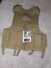 Blackhawk Omega Elite Tactical Vest #1, 30EV03DE Coyote Tan NEW