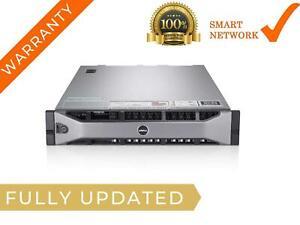 DELL PowerEdge R820 8 x 2.5 Bays 4x E5-4620 512GB Memory 6x 1TB HDD