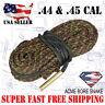 Boresnake  Pistol .44 & .45 Caliber Gun Cleaner Bore Snake Cleaning Kit