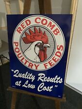 Large Red Comb Poultry Feeds Chicken Farm Feed 27