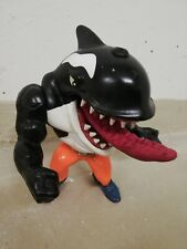 Street Sharks Moby Lick the Orca 1995 Mattel Action Figur Figur