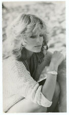 Iconic Television Angel Farrah Fawcett Vintage 1970s Glamour Portrait Photograph