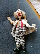 Kleine Marionette Clown