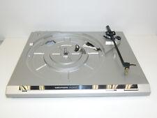 Abdeckung mit Tonarm für Plattenspieler Grundig PS 2600