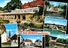AK, Bad Münder am Deister, sechs Abb., gestaltet, 1991