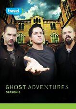 GHOST ADVENTURES - SEASON 6 -  DVD - REGION 1 - Sealed