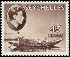 Seychelles Scott #140a Mint  Chocolate