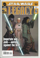 STAR WARS LEGACY #5 ADAM HUGHES COVER (1st PRINT) Dark Horse 2006 NM-  NM