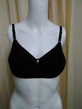 Lot of three DAISY DEE Women's Super Shaper Bra Size 34 B tan, Black, white