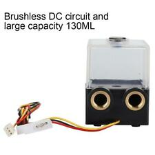 SC-600T DC 12V 650L / H Water Cooling Circulation Pump For PC CPU Liquid Cooling