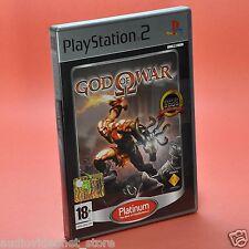GOD OF WAR PS2 Platinum italiano usato perfetto