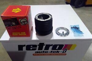 MOMO Steering Hub / Boss Kit for Alfa Romeo Alfetta  1981 Spider 1990-1994 #0069