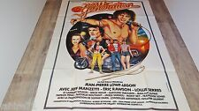 NEW GENERATION !  affiche cinema musique moto 1978