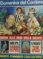 DOMENICA DEL CORRIERE N.19 1975
