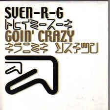 Sven R G-Goin Crazy cd maxi single eurodance cardsleeve