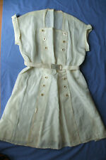 Robe fillette ancienne (1940-1950)