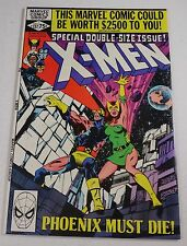 X-MEN #137 JOHN BYRNE GIANT CLASSIC DEATH OF PHOENIX 9.4/9.6 NICE