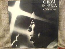 HEAR CARLOS MAGNO LP O BOM E O JUCA W/INSERT 71' DEEP BOSSA JAZZ SAMBABRAZIL VG+