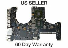 "Apple Macbook Pro 15"" A1286 Late 2011 MD318LL/A MD322LL/A Motherboard 661-6160"