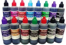 Fountain Pen Ink Assorted 15 Colors X 60 ml Bottle Fountain Pen Ink