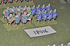 25mm roman legionaries 16 figures (18016)