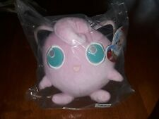 Official Licensed Pokemon Jigglypuff Plush Stuffed Figure Doll Toy Unopened