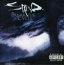 Staind - Break the Cycle [New CD] Explicit