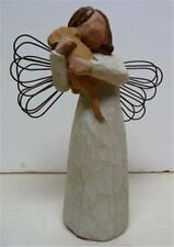 1999 Susan Lord Willow Tree Demdaco Figurine Angel Of Friendship