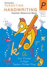 Targeting Handwriting Year Prep VIC Teacher Resource Book