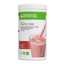 Herbalife Formula 1 Shake-Strawberry 550g /Next Day Free Delivery!*.(Scoop Gift)