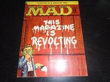 MAD MAGAZINE #5 British UK Edition 1960 Thorpe and Porter VG/FN