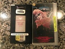 Don't Go In The Woods Vhs! 1980 Slasher! 💎See The Forest & Friday The 13th