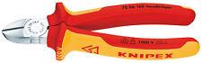 KNIPEX VDE Seitenschneider 180mm 70 06 180
