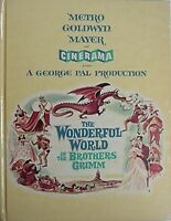 BROS GRIMM, 1962 MOVIE BOOK (MGM FILM - CINERAMA) RUSS TAMBLYN, YVETTE MIMIEUX +