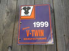 New listing Used V-Twin Mfg 1999 Catalog