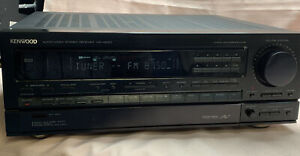 Kenwood KR-V9020 Audio-Video stereo  Receiver 5.1 Chan 500W 8-Ohm  With AC Cord