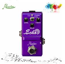 Rowin ECHO Effect guitar Pedal LN-314 Delay Pedal effects