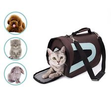 NEW Soft Sided Carrier Pet Travel Portable Bag for dogs and cats