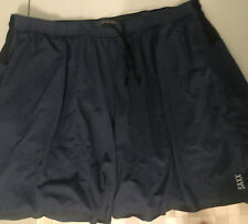 Saxx Mens 2N1 Pilot Navy Short Xxl
